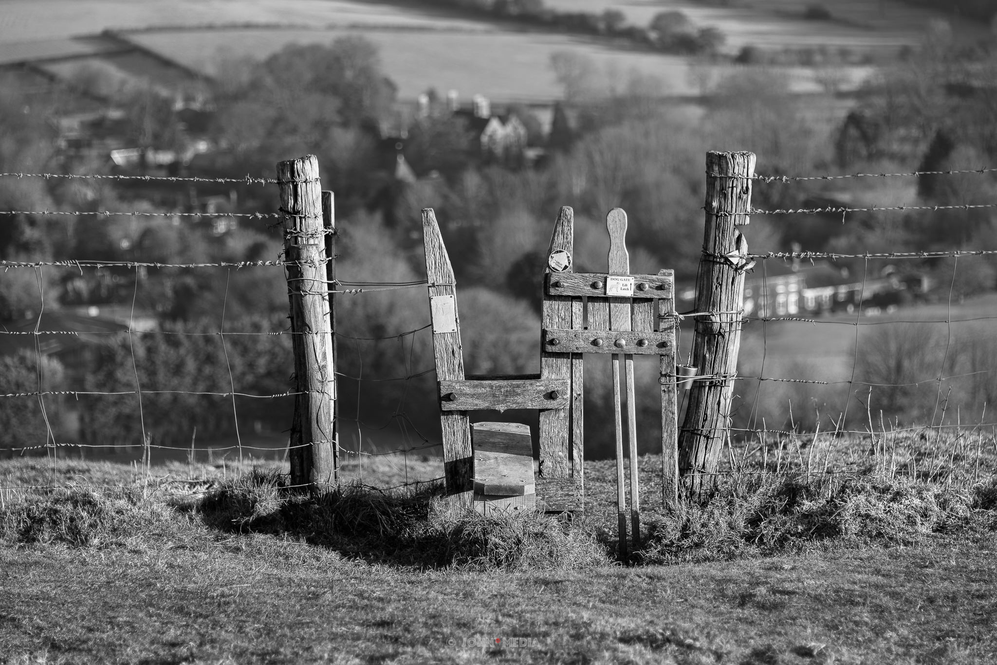 South Downs Stile
