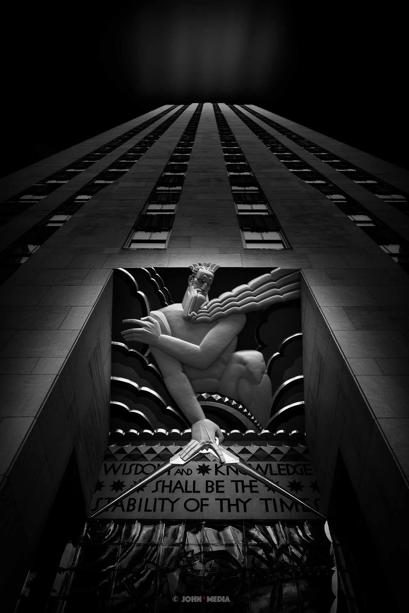 New York Rockefeller Centre