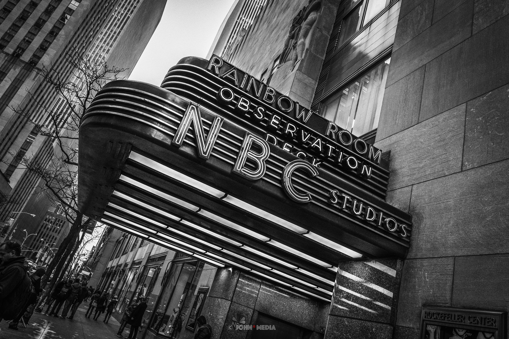 New York NBC Studios