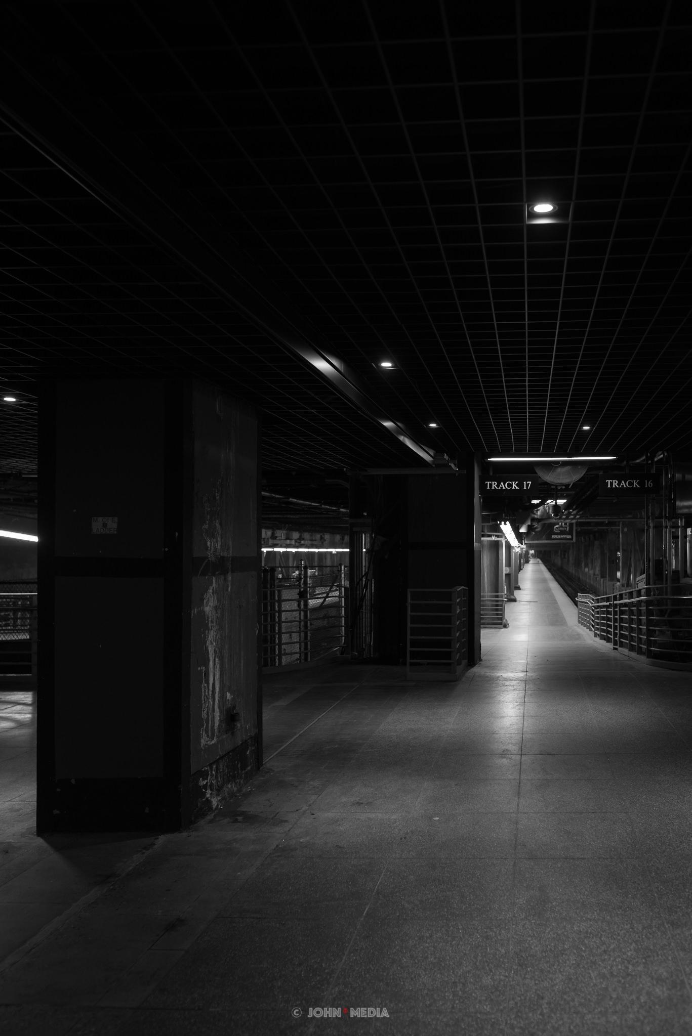 Grand Central Track 17