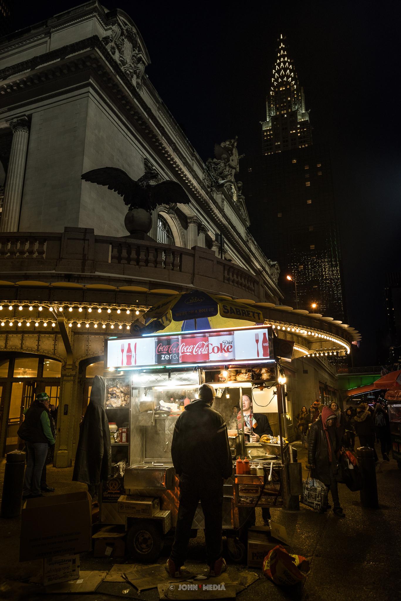 Grand Central Vendor
