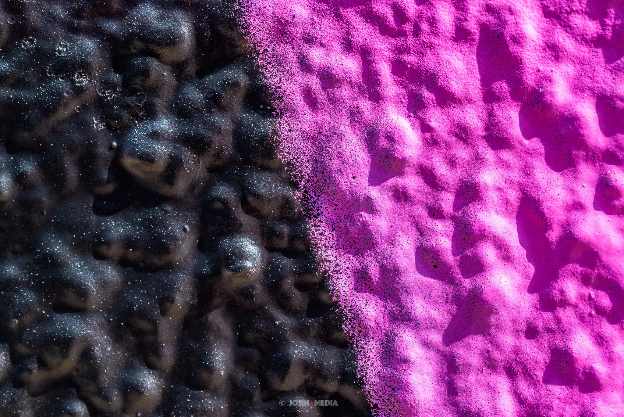 Macro Brighton - Pink satch