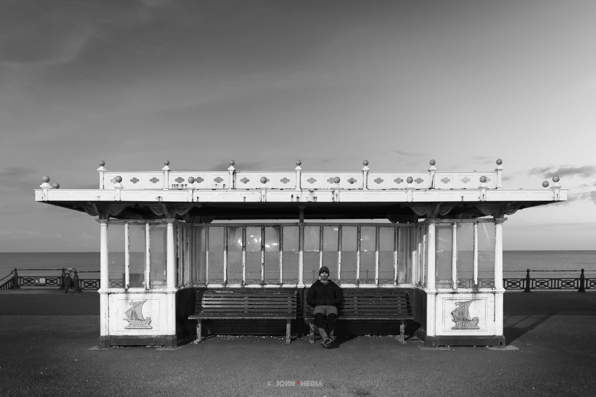 Brighton sea shelter