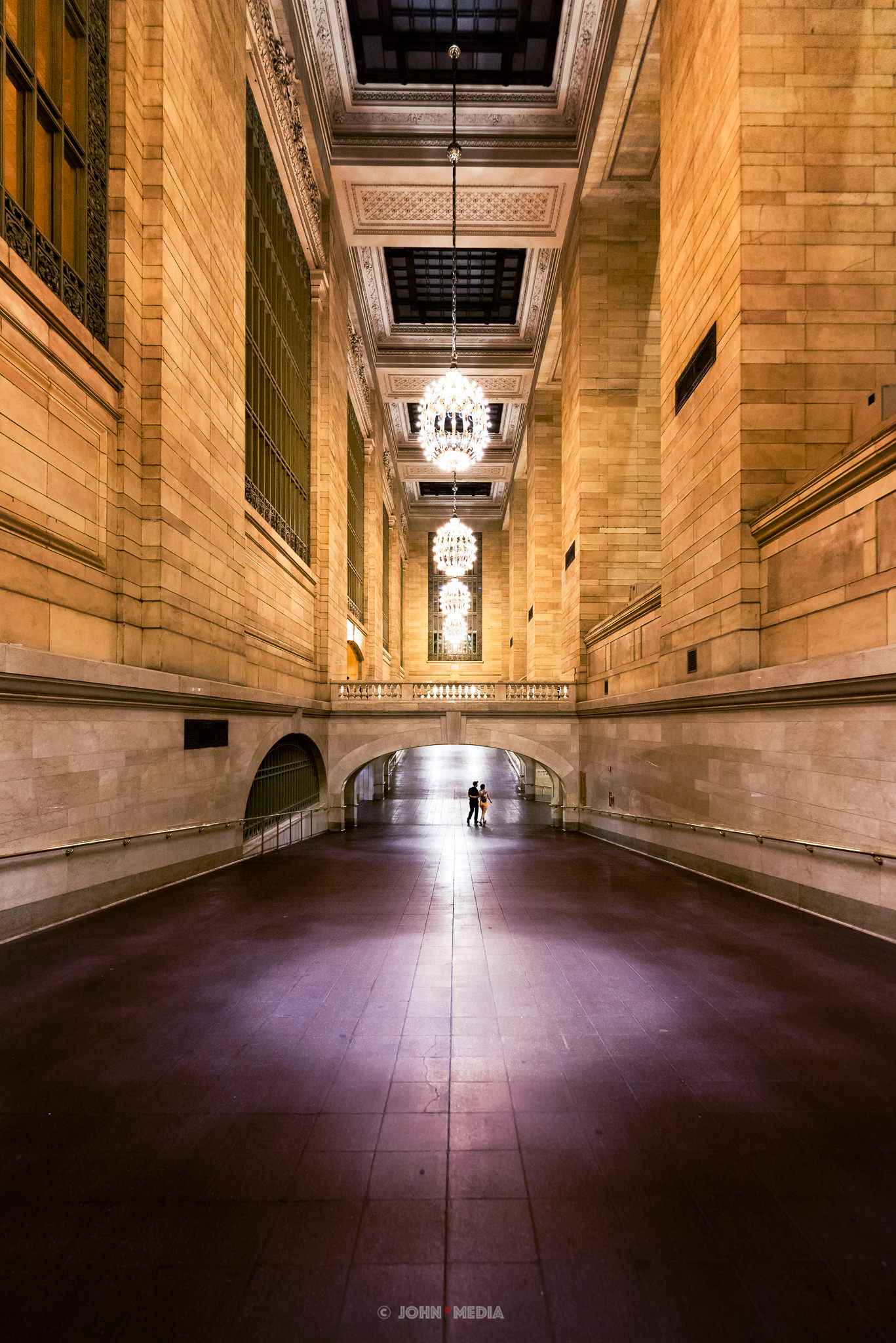 Grand Central Station lovers