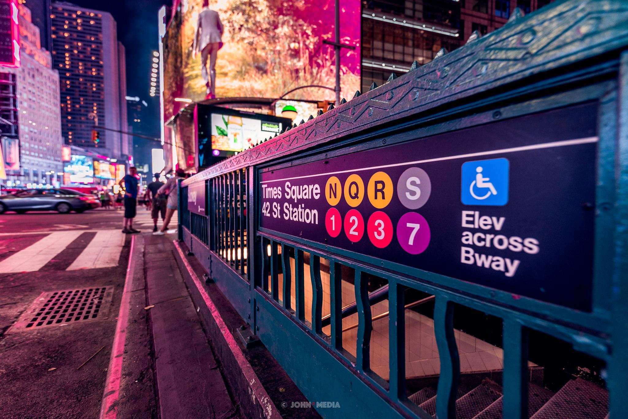 Times Square Metro