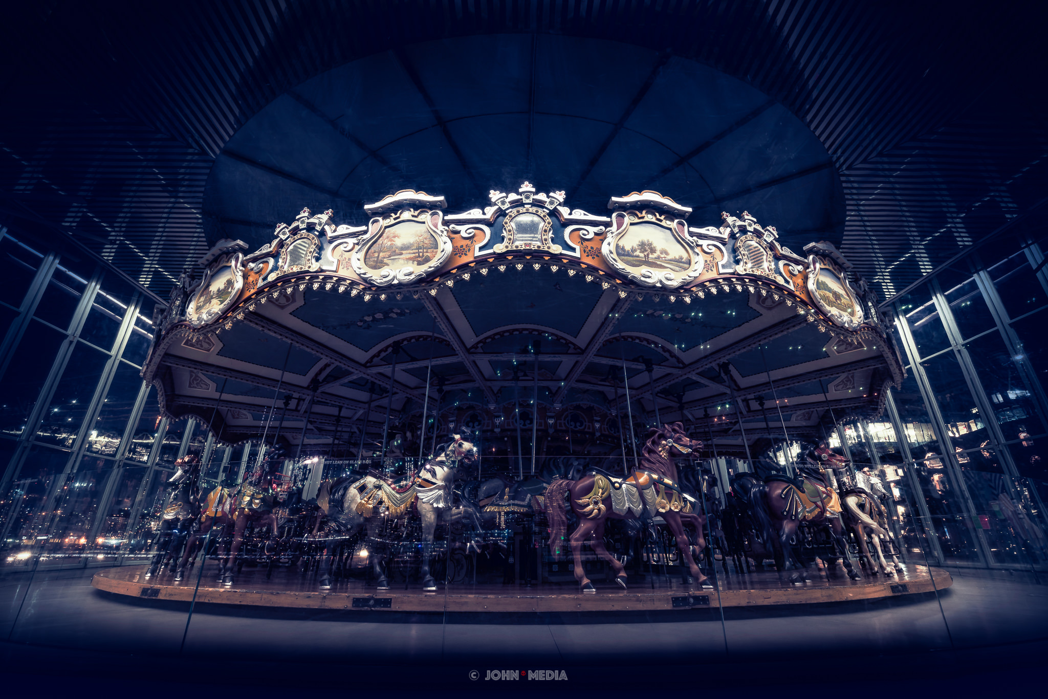 Brooklyn Carousel