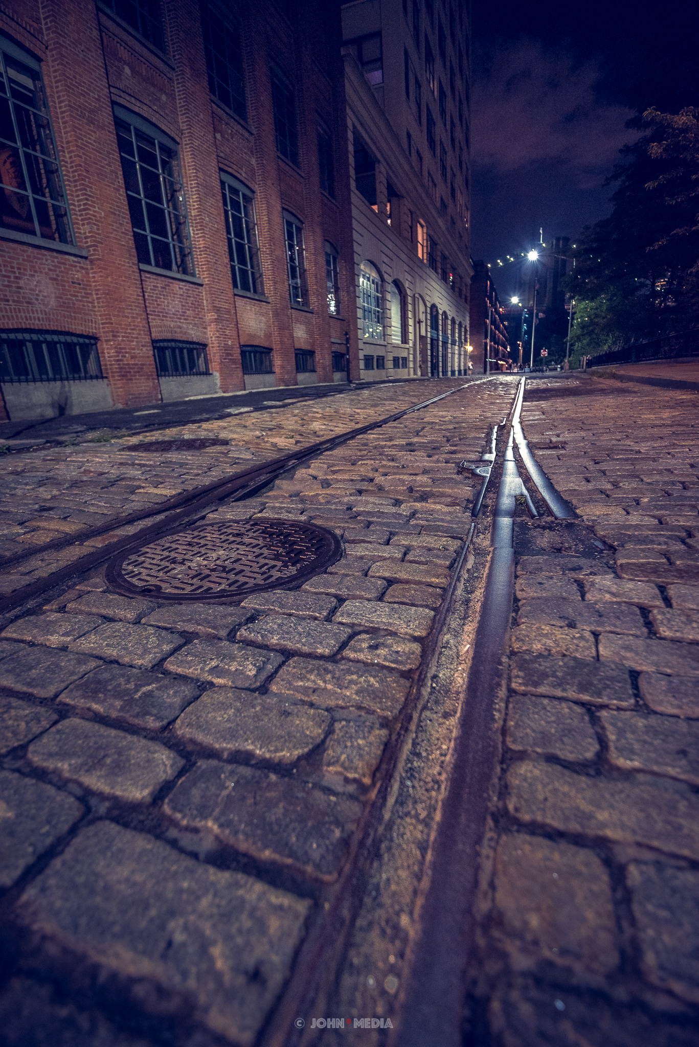 Brooklyn's old railway