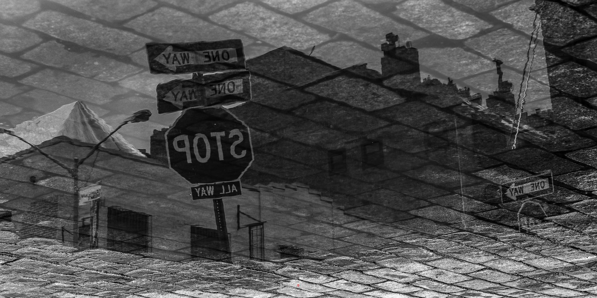 Manhattan stop