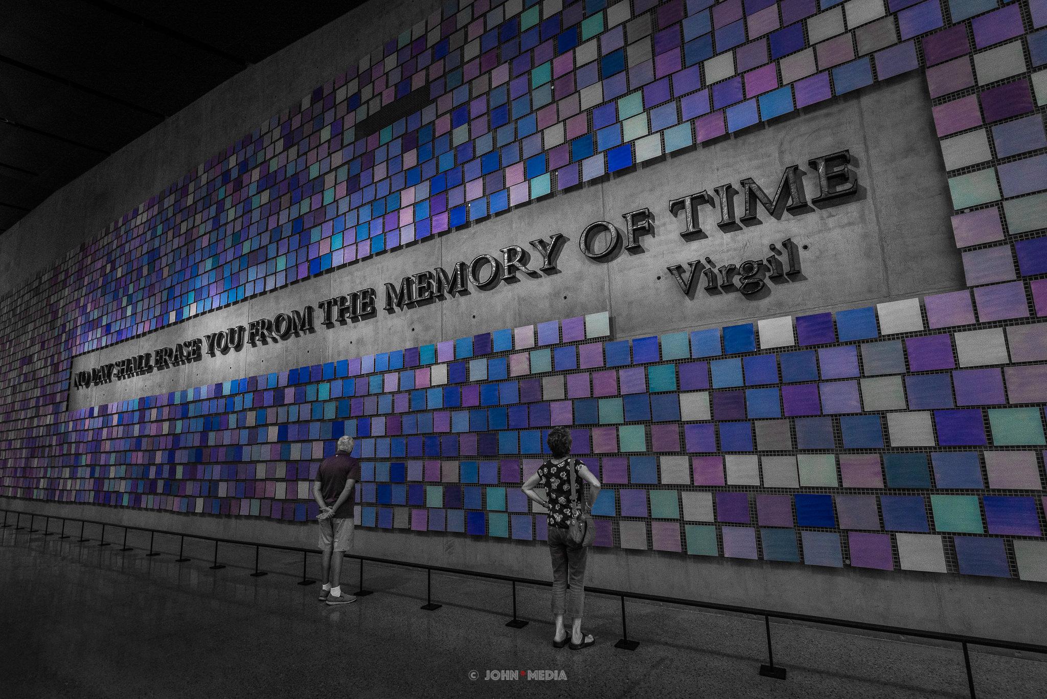 9/11 Memorial - Contemplation