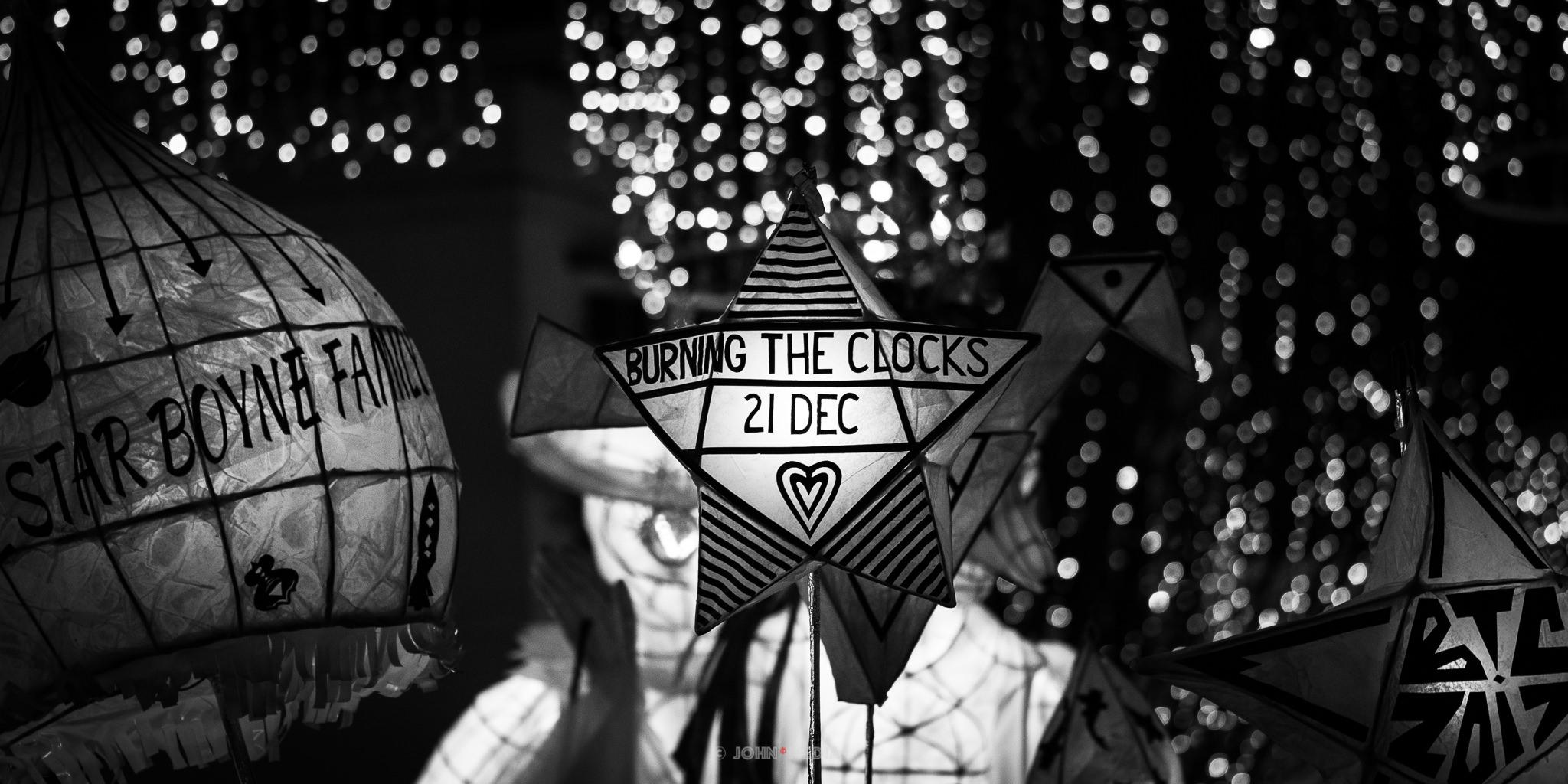 Burning Clocks 9