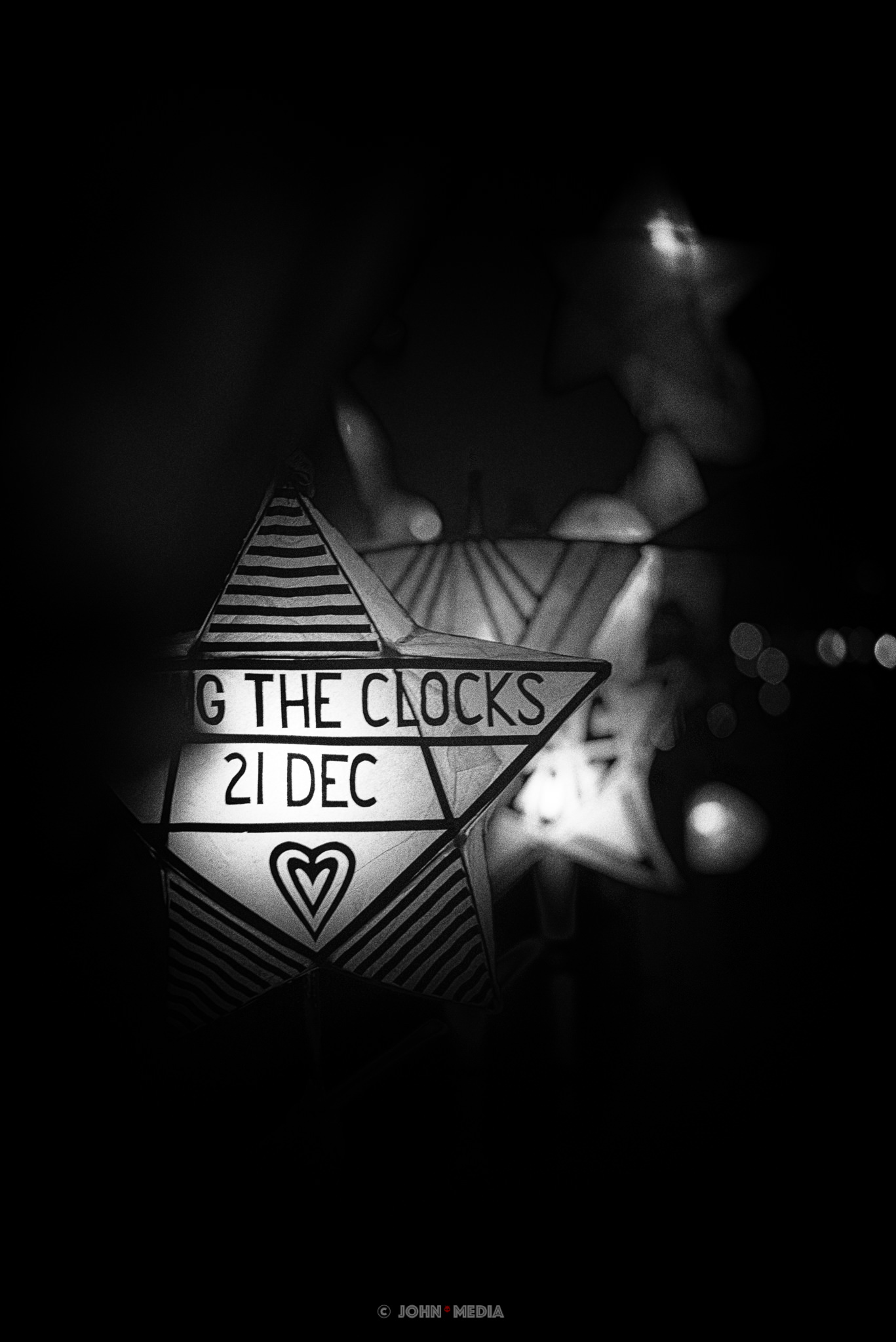 Burning Clocks 4