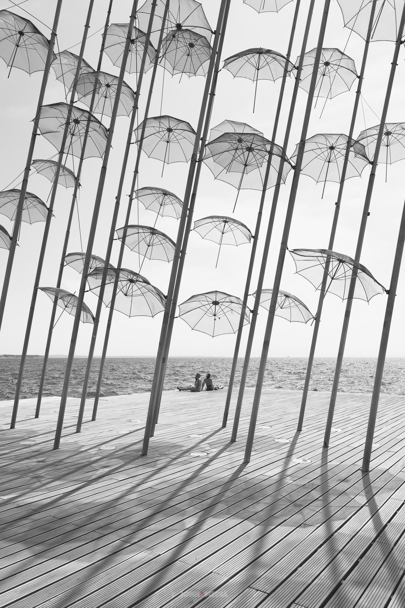 Zongopoulos Umbrellas in Thessaloniki