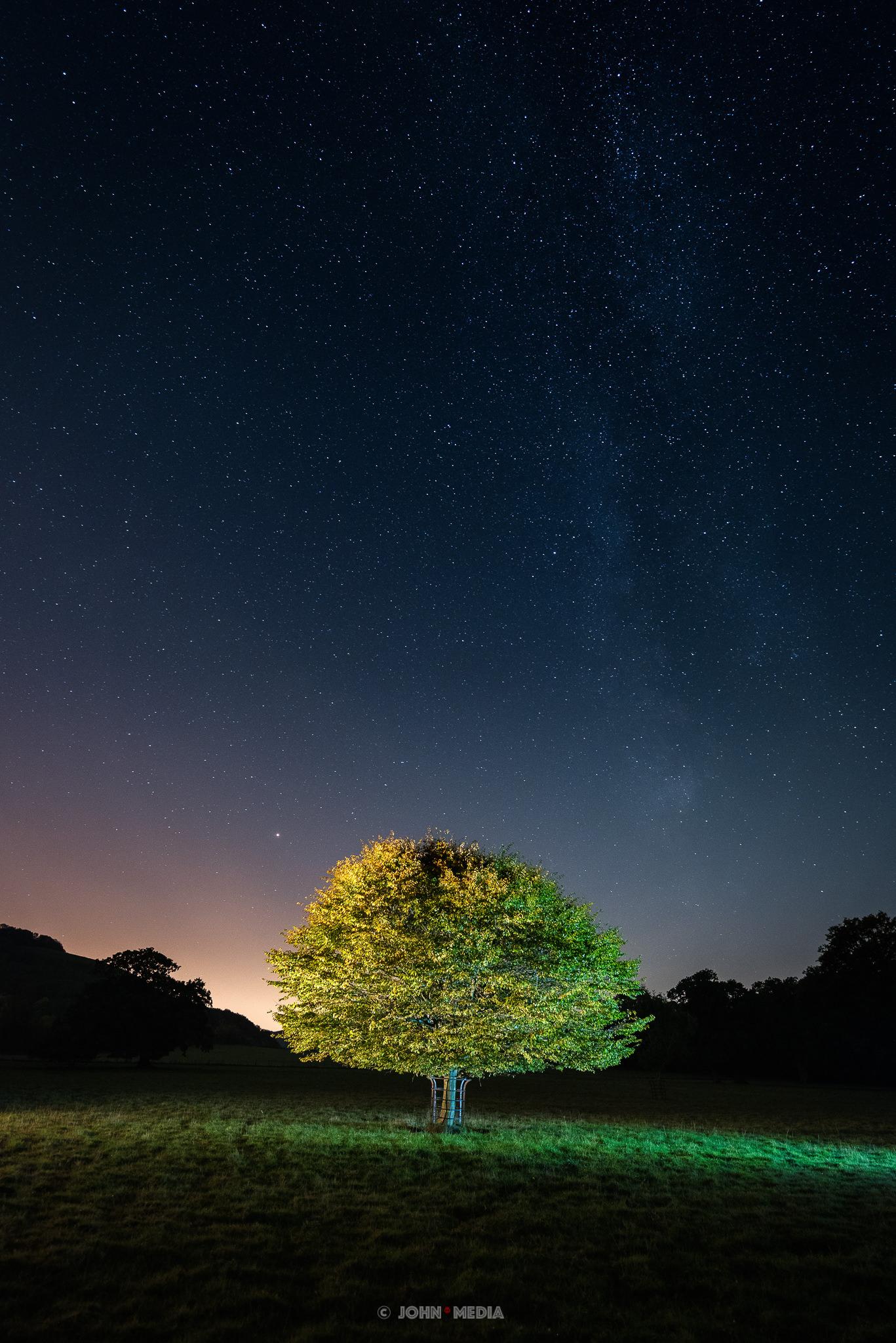 Astro tree