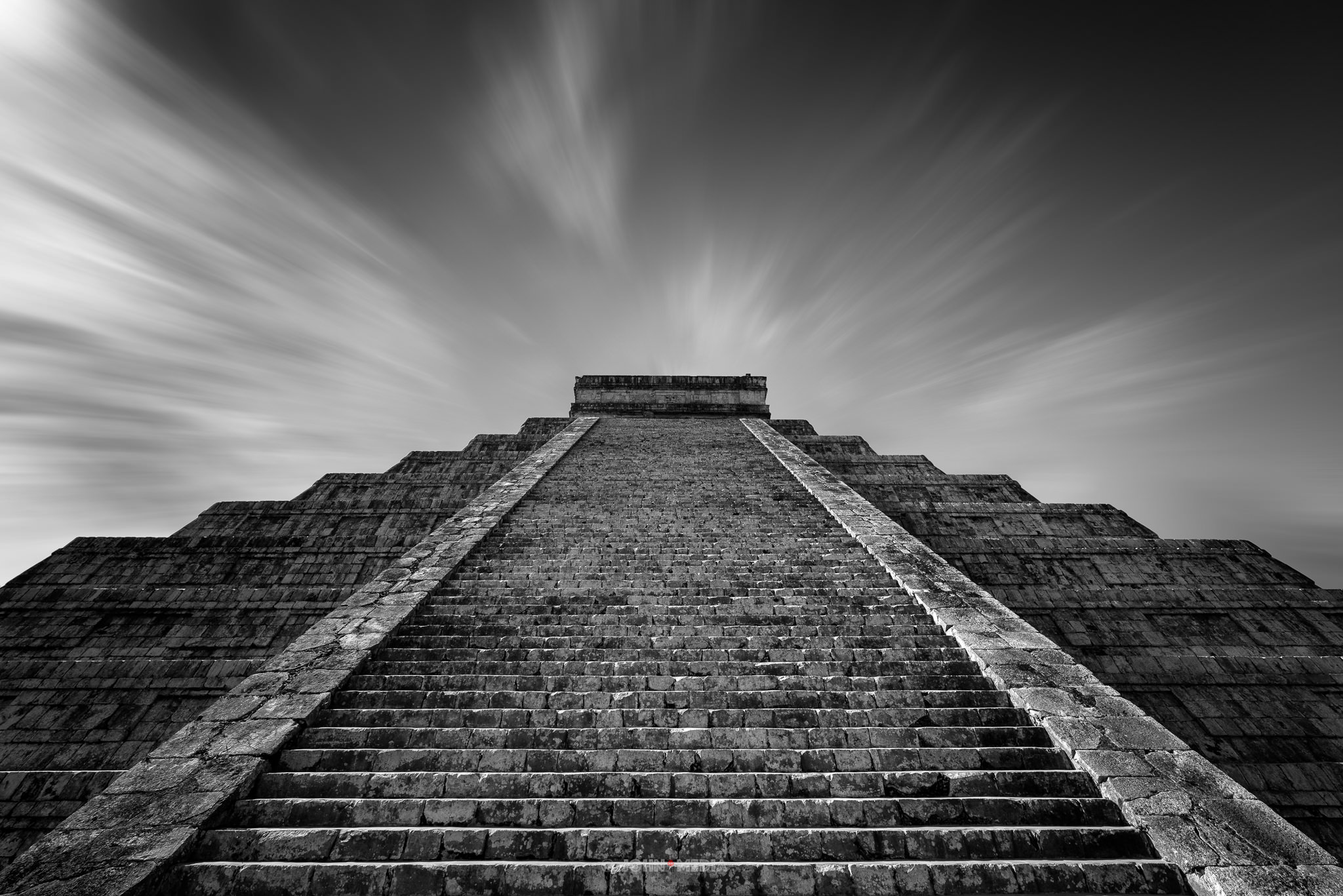 Chichen Itza Fine Art of the Temple