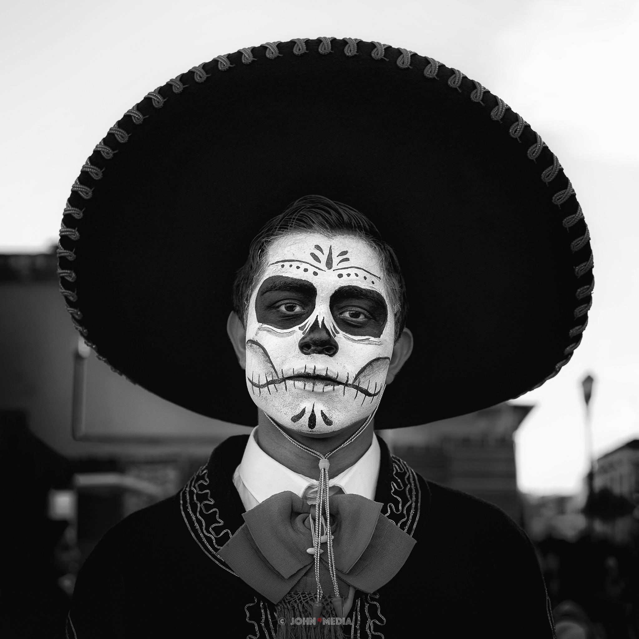 Oaxaca Dia de Muertos The Stare