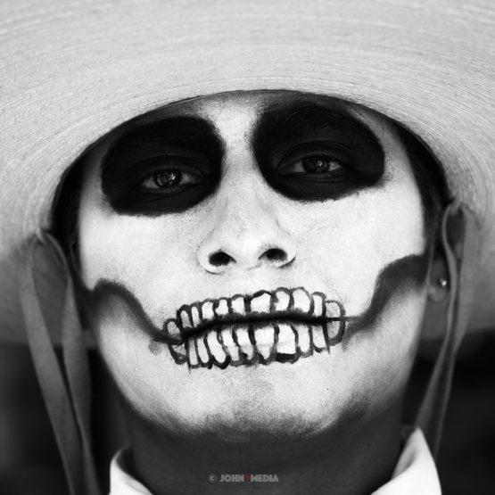 Oaxaca Dia de Muertos Hat of the Damned