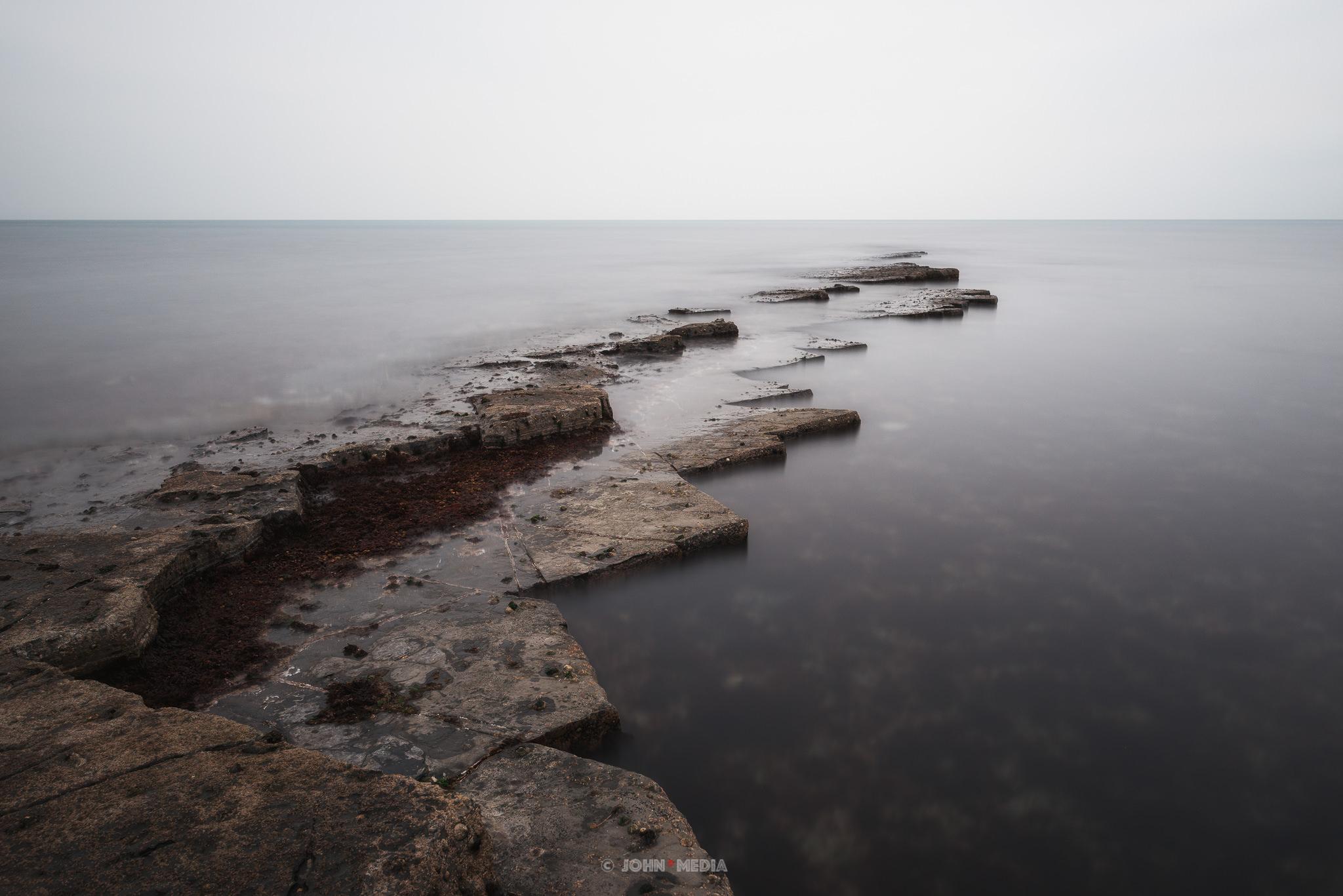 Kimmeridge Bay points