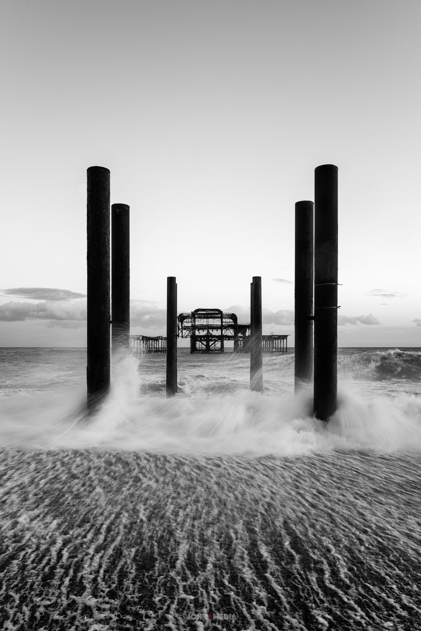 Bleak West Pier